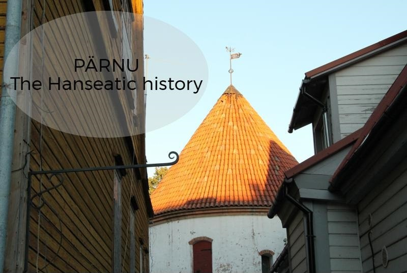 History research of the Hanseatic town Parnu