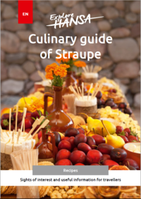 Culinary Guide of Straupe ENG