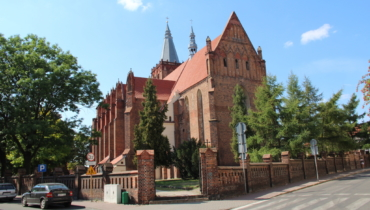Chelmno Maria Assumption parish church
