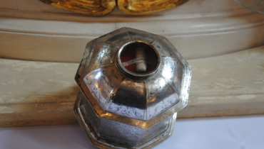 Chelmno Saint Valentine's relic in the Maria Assumption parish church