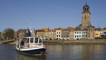 Deventer IJssel view
