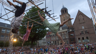 "Festival ""Deventer On Stilts"""