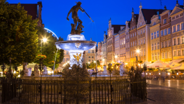 Gdansk Neptune Fountain