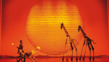 "Hamburg musical ""The Lion King"" ® Stage Company"