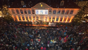 Hanseatic City of Uelzen christmas magic  copyright  Huchthausen