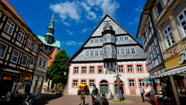 Osterode am Harz old town hall
