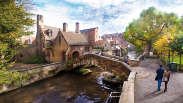 Burges Bonifaciusbridge © Visit Bruges Jan D'Hondt