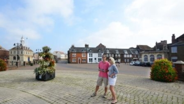 King Staithe Square
