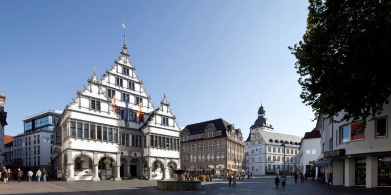 Town Hall Square Paderborn