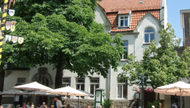 Market place in Telgte
