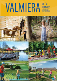 Family holidays in Valmiera and surroundings