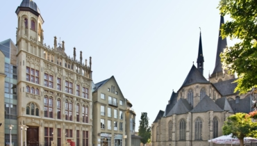 Willibrordi Cathedral in Wesel