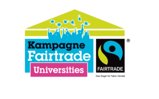 Logo Kampagne Fairtrade Unis Final