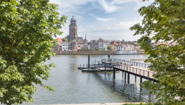 Deventer Ijsselansicht